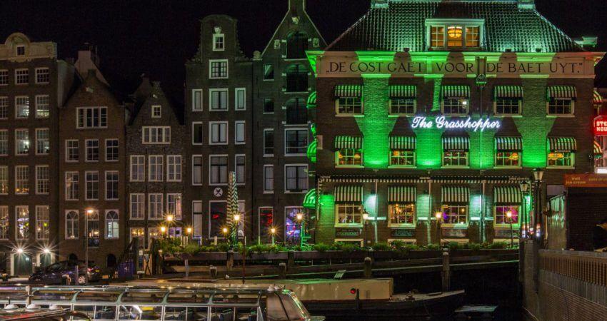 Grasshopper Amsterdam