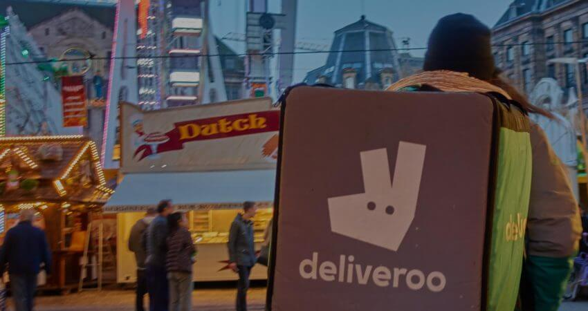 Deliveroo Amsterdam