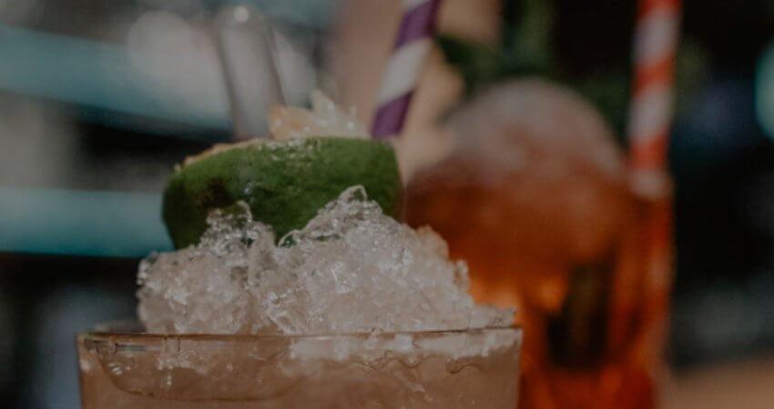 Bartender Nola Social